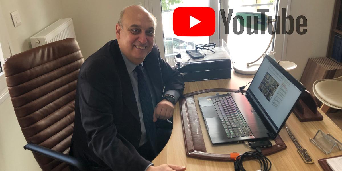 Βίντεο από τον καρδιολόγο Παναγιωτόπουλο Νίκο